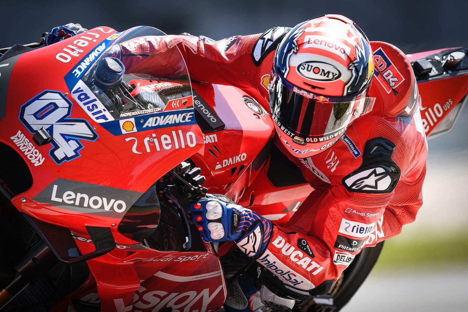 2019 Sepang MotoGP Test, Day 1 Andrea Dovizioso