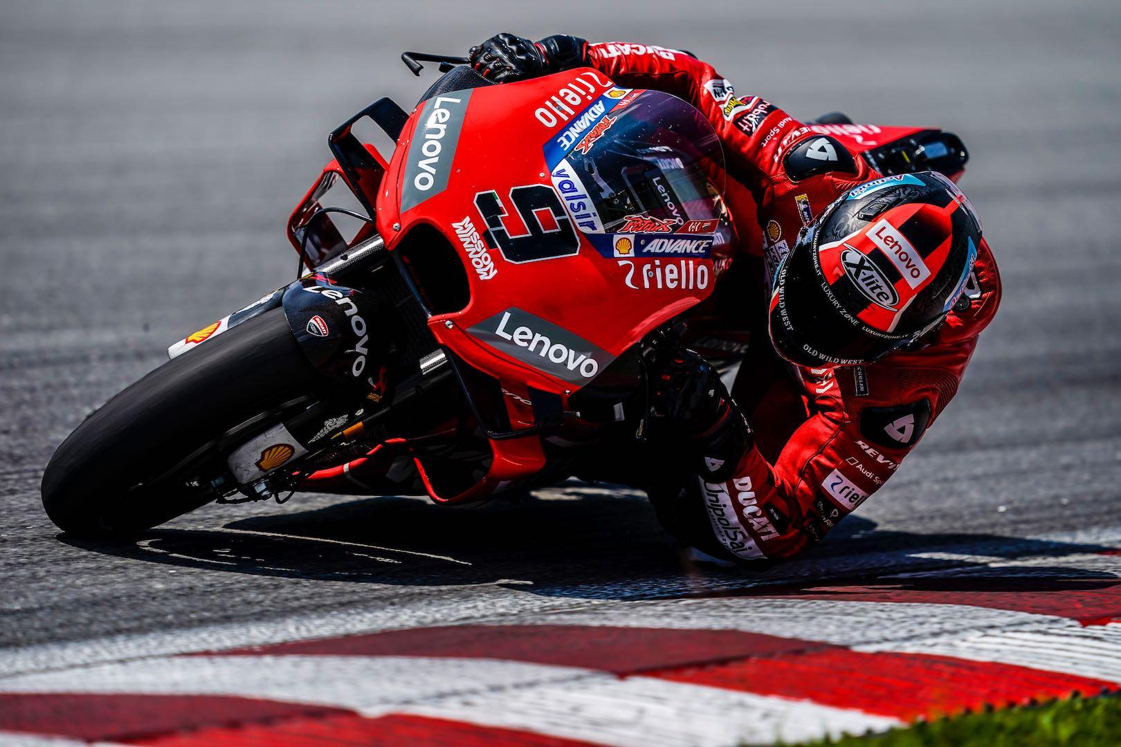 2019 Sepang MotoGP Test Results: Ducati Danilo Petrucci