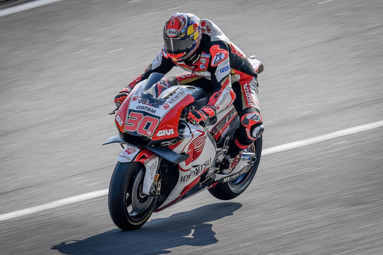 2019 Sepang MotoGP Test Results: Honda Takaaki Nakagami