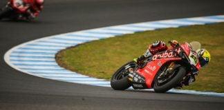 2019 Australia WorldSBK Friday: Ducati's Bautista