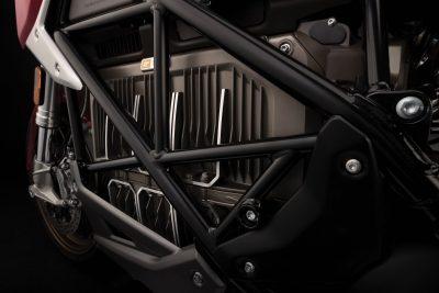 2019 Zero SR/F engine cooling