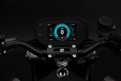 2019 Zero SR/F gauges