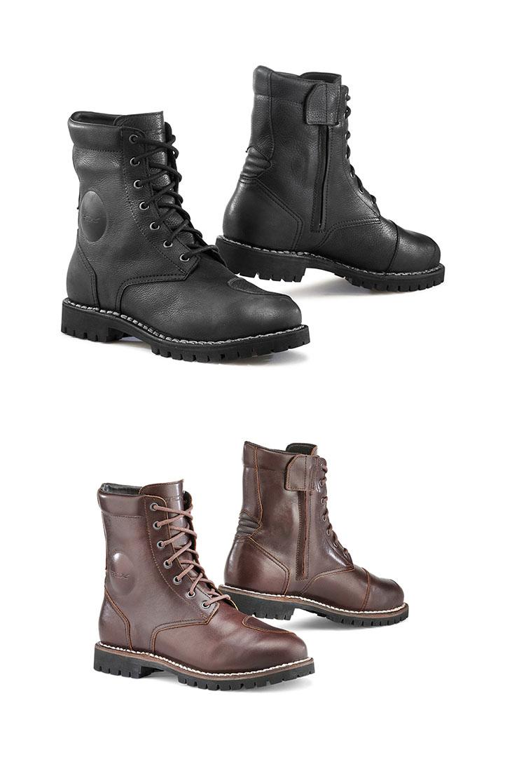 TCX Hero Waterproof Boots Review - Brown, Black