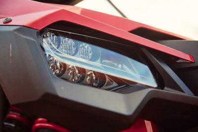 2019 Honda Talon 1000S and Talon 1000R Review - headlights