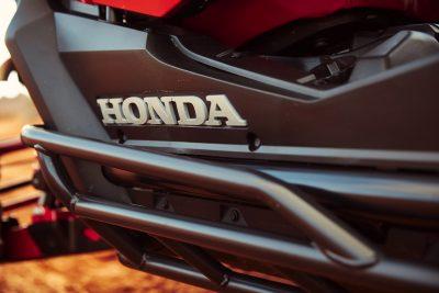 2019 Honda Talon 1000S and Talon 1000R Review - crash bars
