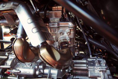 2019 Honda Talon 1000S and Talon 1000R Review - engine