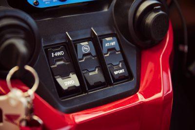 2019 Honda Talon 1000S and Talon 1000R Review - modes