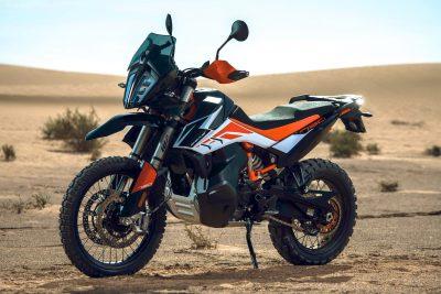 2019 KTM 790 Adventure test