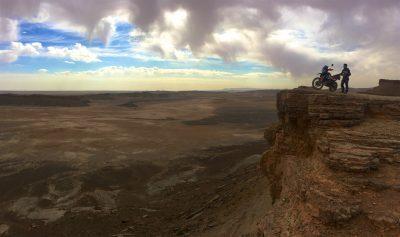 2019 KTM 790 Adventure desert