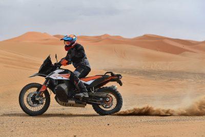2019 KTM 790 Adventure suspension