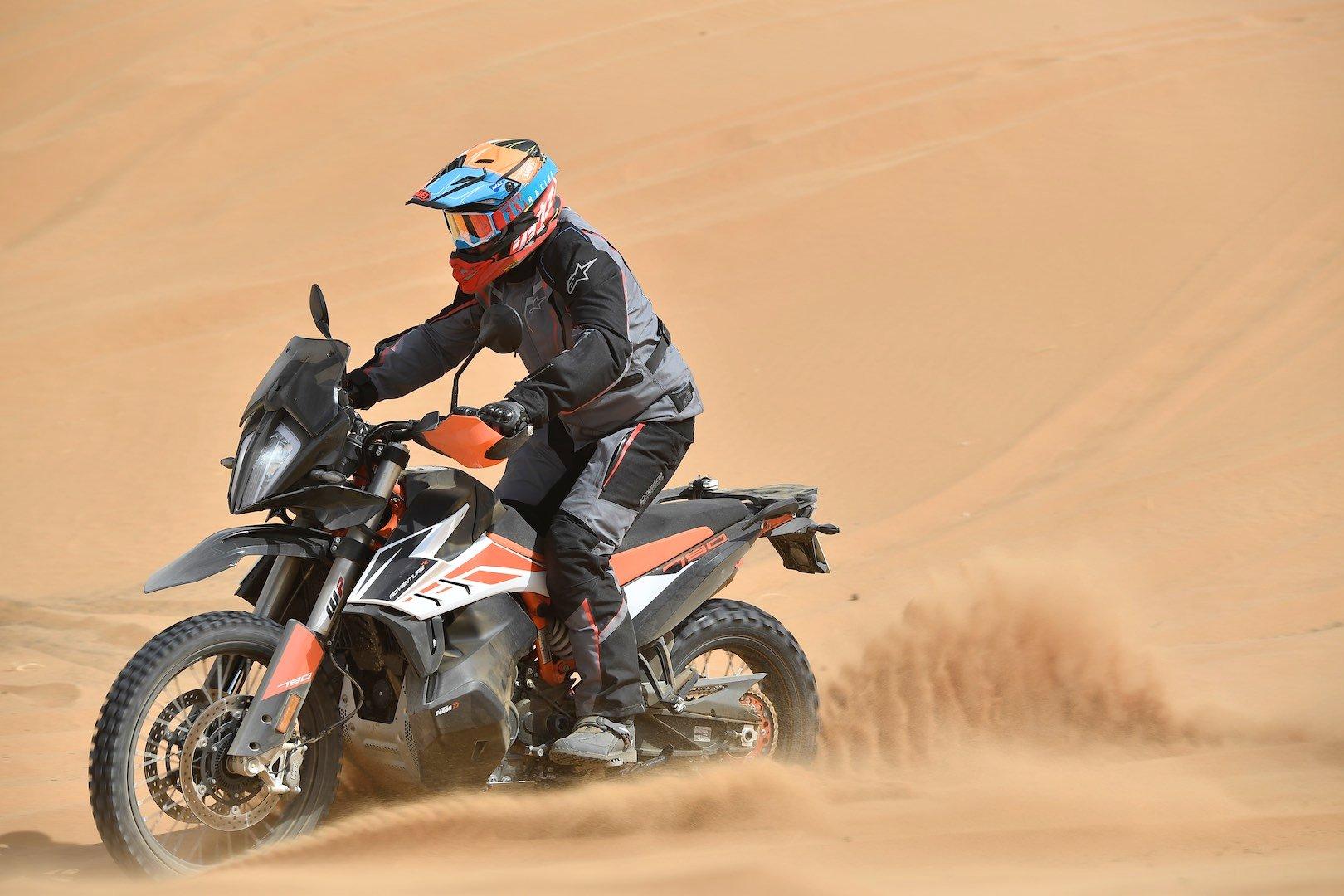 2019 KTM 790 Adventure sand