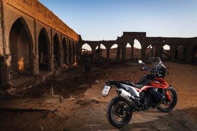 2019 KTM 790 Adventure Morocco