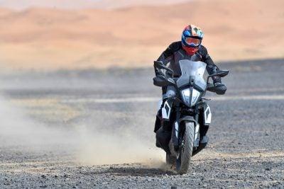 2019 KTM 790 Adventure tires