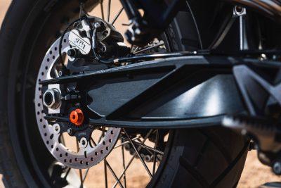2019 KTM 790 Adventure swingarm