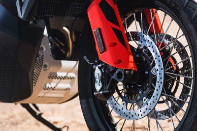 2019 KTM 790 Adventure brakes