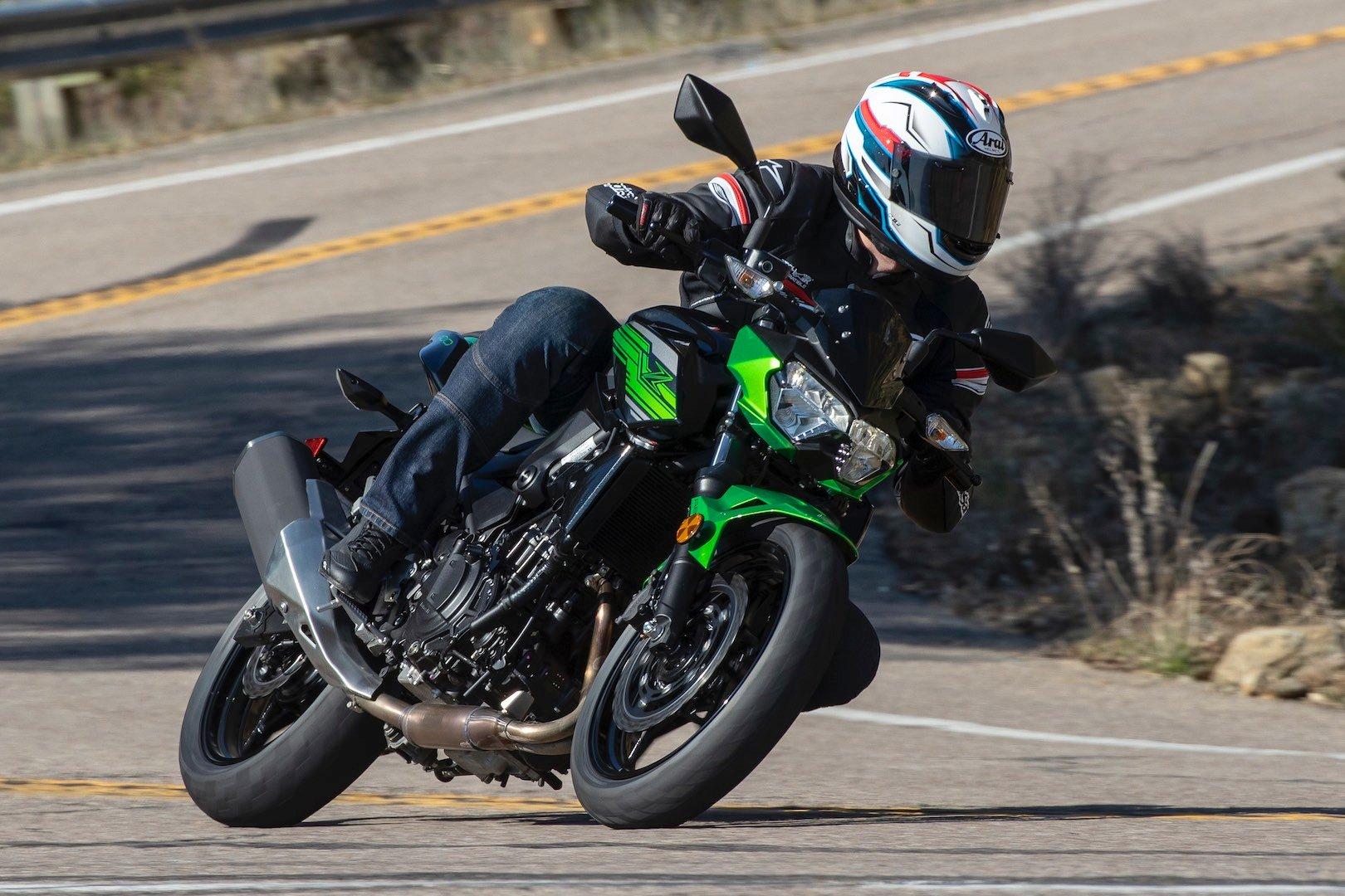 2019 Kawasaki Z400 ABS Review (14 Fast Facts)