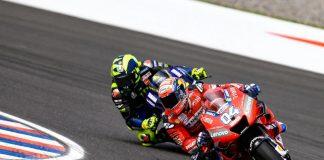 2019 Argentina MotoGP Results Andrea Dovizioso
