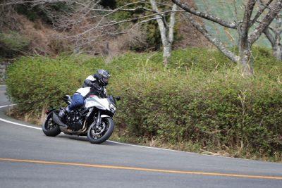 2020 Suzuki Katana Test top speed