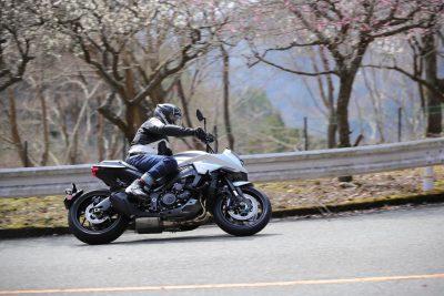 2020 Suzuki Katana Test specs