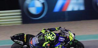 Valentino Rossi at 2019 Qatar MotoGP Losail