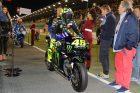Valentino Rossi at 2019 Qatar MotoGP