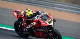 Ducati's Davies Dominates 2019 Thailand WorldSBK