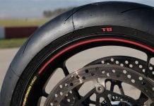 Pirelli Diablo Supercorsa TD Track Tire tread