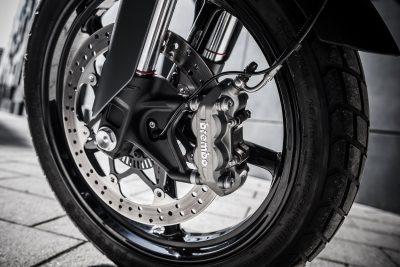 2019 Husqvarna Svartpilen 701 suspension settings