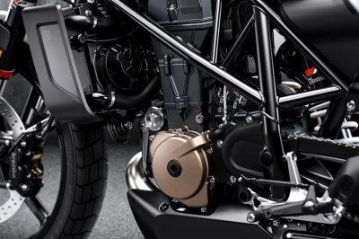 2019 Husqvarna Svartpilen 701 engine horsepower