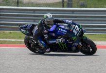 2019 Austin MotoGP Friday Practice Maverick Vinales