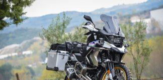Touratech parts BMW R 1250 GS