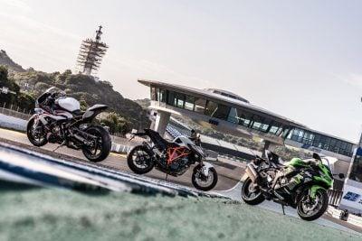 Bridgestone S22 test at Jerez