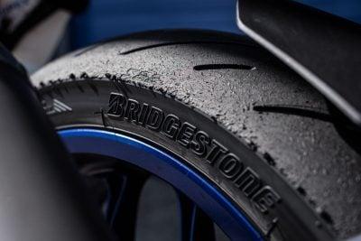 Bridgestone S22 tire wear mileage