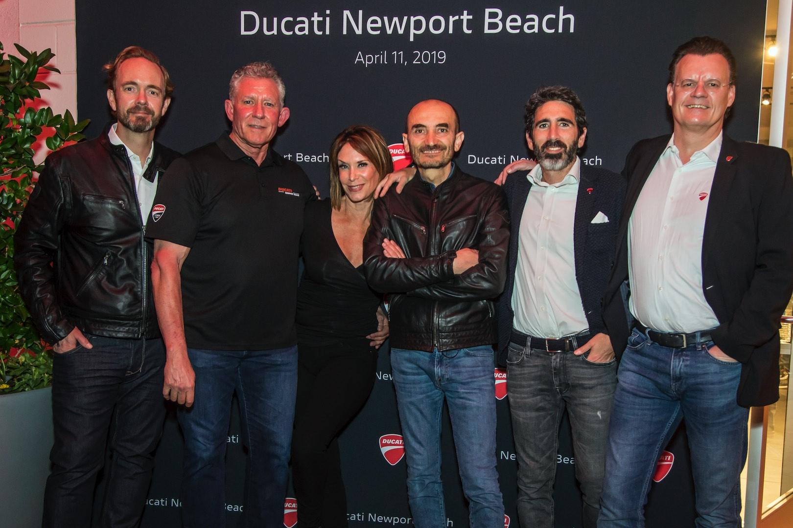Claudio Domenicali Interview
