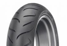 Dunlop Roadsmart II Tires First Look - Rear 3/4