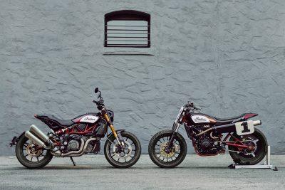 2019 Indian FTR 1200 styles