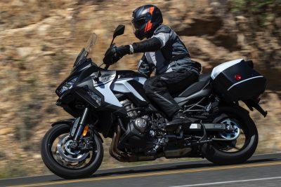 2019 Kawasaki Versys 1000 review
