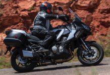 2019 Kawasaki Versys 1000 specs