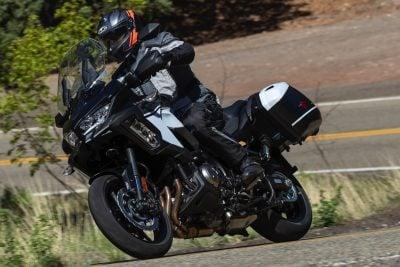 2019 Kawasaki Versys 1000 gear