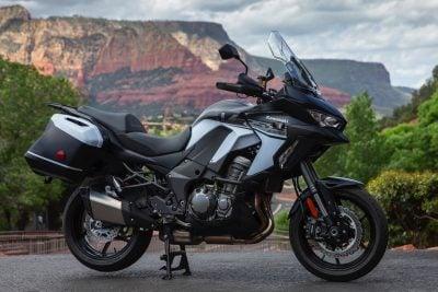 2019 Kawasaki Versys 1000 center stand