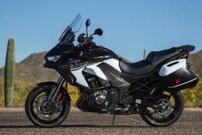 2019 Kawasaki Versys 1000 Seat Height