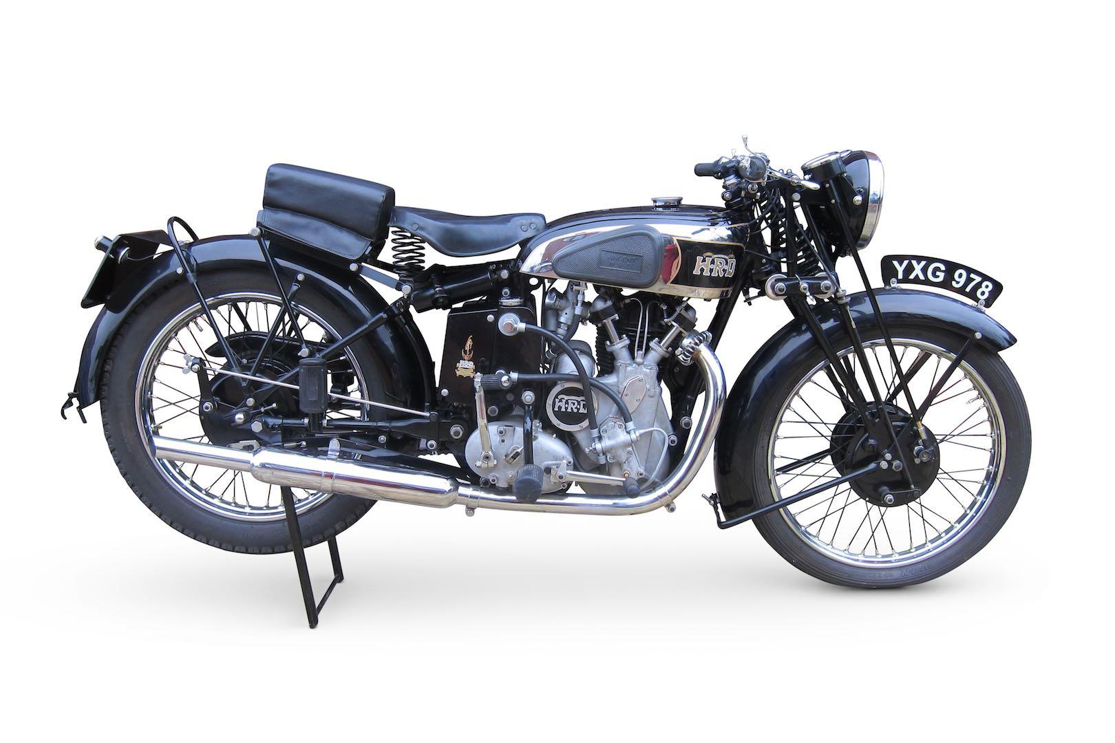 1935 Vincent-HRD Series-A Come