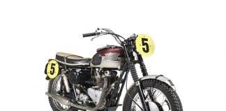 Bud Ekins Triumph TR6SS