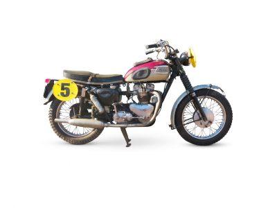 Bud Ekins Triumph TR6SS price