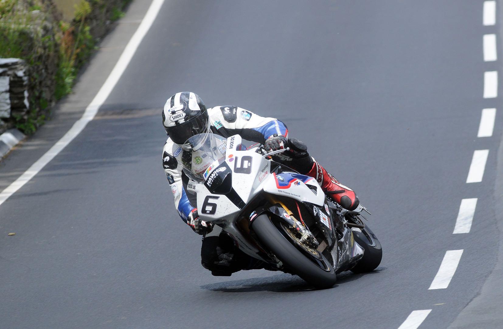 Michael Dunlop S 1000 RR