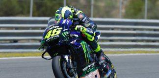 2019 Jerez MotoGP Results Rossi