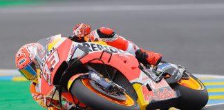 2019 Le Mans MotoGP Qualifying: Marquez on Pole