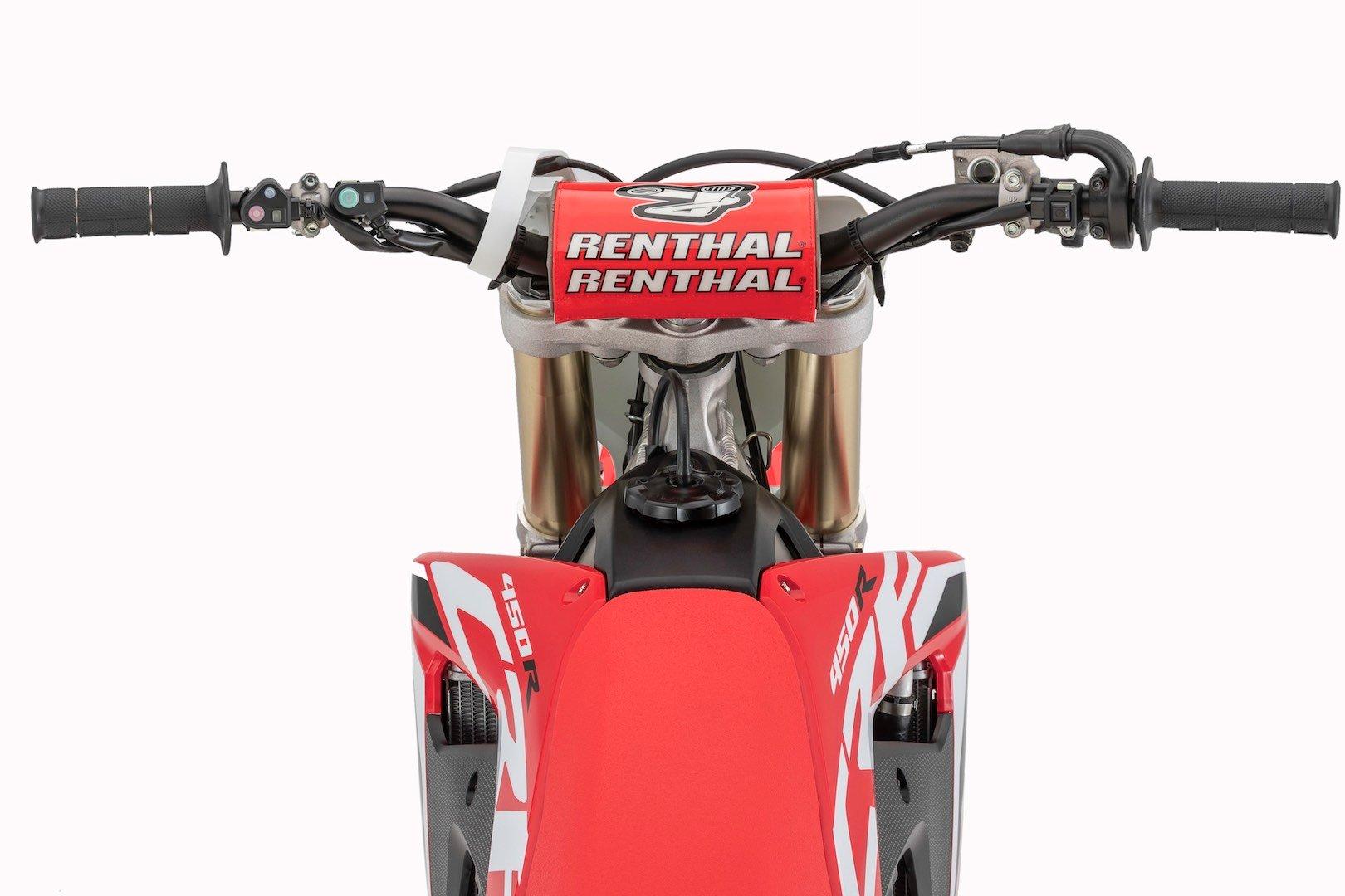 2020 Honda CRF450R specs