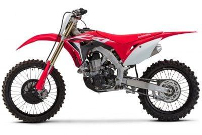 2020 Honda CRF450R for sale