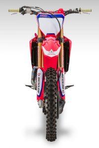 2020 Honda CRF450RWE front look